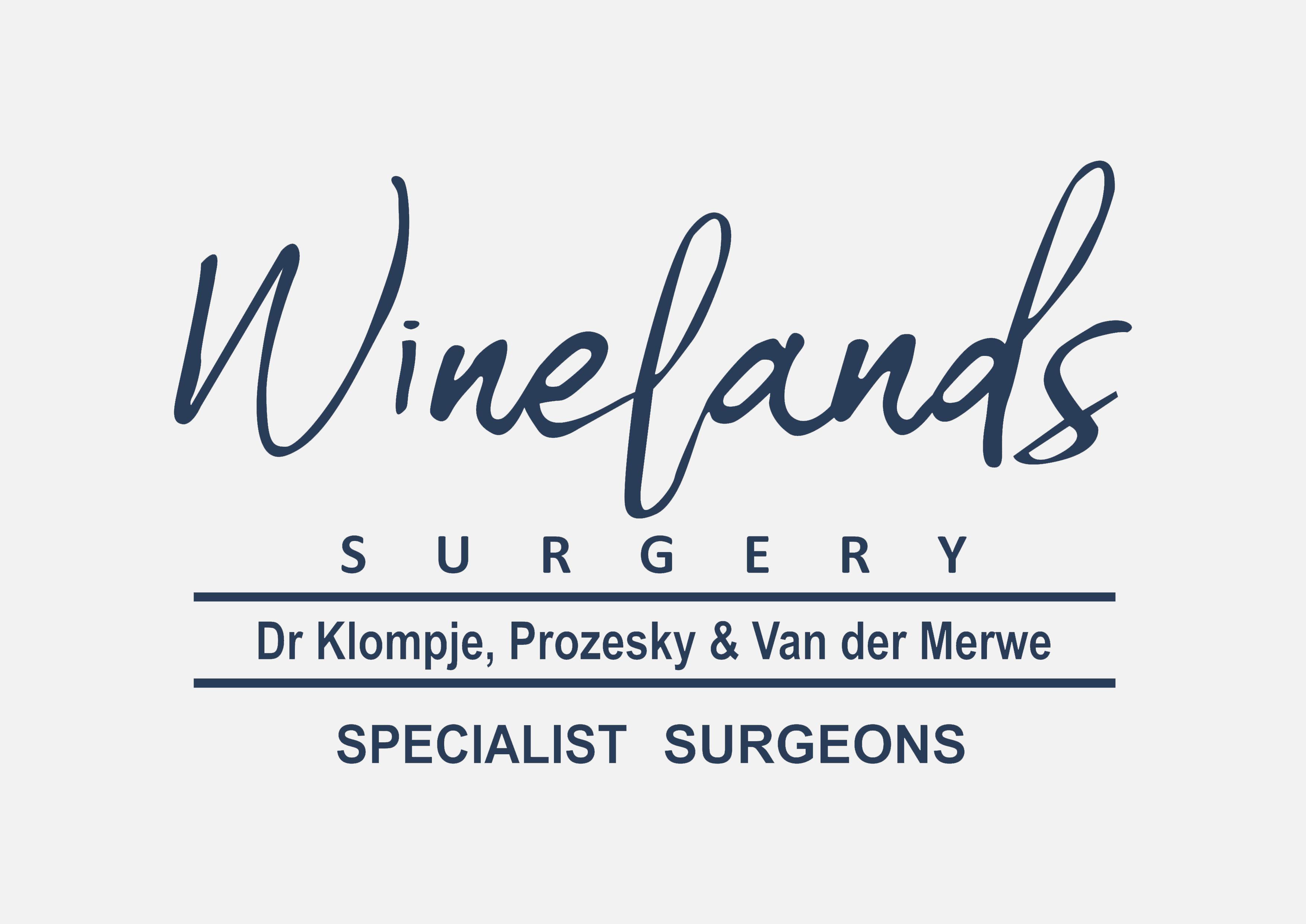 Winelands Surgery